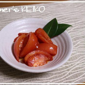 あともう一品!っという時に役立つ簡単すぎる「トマトのレシピ」