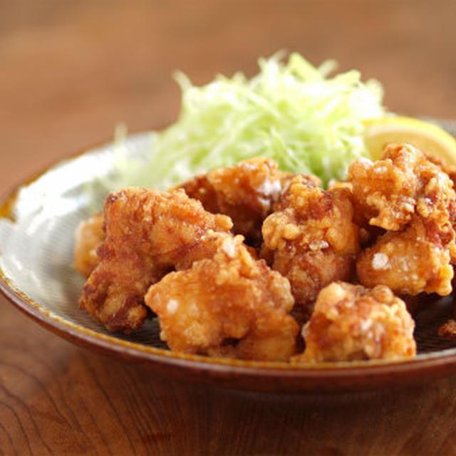 鶏唐揚げ 作り方動画