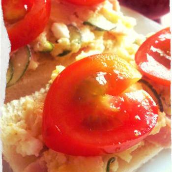 「ひらめき朝食」レシピ