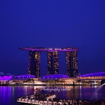 初めてのシンガポール旅行/The First Trip to Singapore