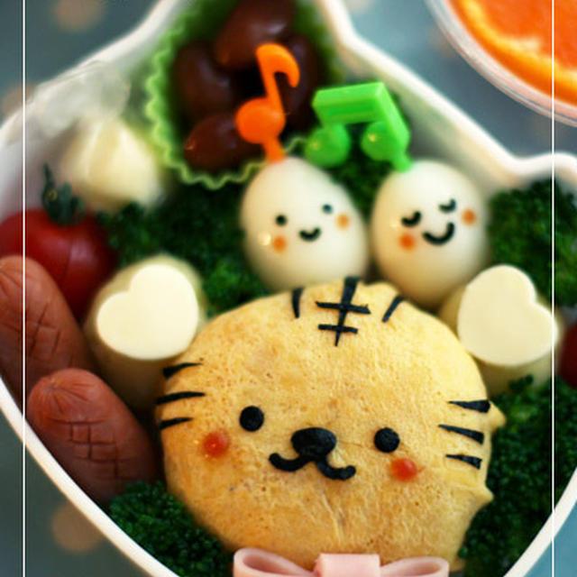 タイガーちゃんのお弁当&おひつ生活