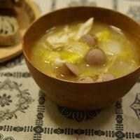 *スパイスライフ*フェンネル香る白菜のスープ