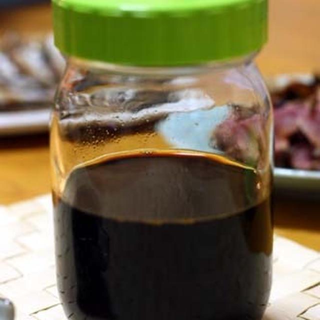 長期保存可!「万能醤油(かえし)と自家製だし醤油の作り方」麺つゆにも◎