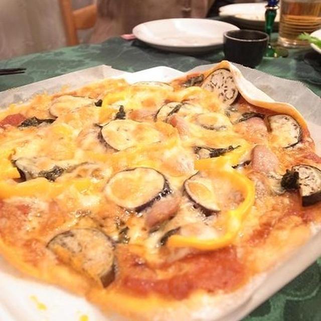 ホームパーティーは自家製生地のピザが活躍|東松原のレストランバー「WAHB」で一献