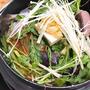 これも冬にこそ食べたい鱈のお鍋「テグタン」。