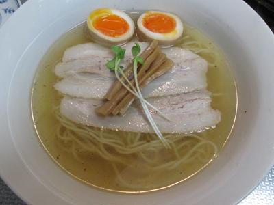>鶏ガラ・豚骨を使わない自作ラーメン by yoshiさん