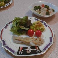 真鱈の味噌マヨ焼き&牡蠣のクリームシチュー