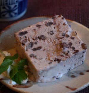 牛乳パックで作る、簡単「あずきアイス」