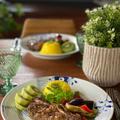 コストコ「厚切り骨付きカルビ」を、アメリカの人気レシピで食べてみました♡