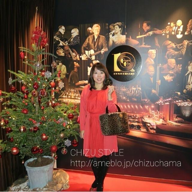 Jazzディナーショー♡COTTON CLUBへ(人´エ`*)♪