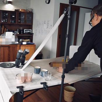 【撮影】NHKテキスト きょうの料理 1月号 と 甘いもの