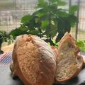 パン焼きは胡桃・ダイスチーズ・全粒粉入りクッペ‥卵白救済のメレンゲクッキー