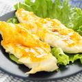 [レシピあり] トースターDEササミのコチュマヨ焼き!簡単!時短ですぐ作れますよ!奥さん!