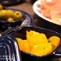 簡単♪スペイン風オレンジサラダ。