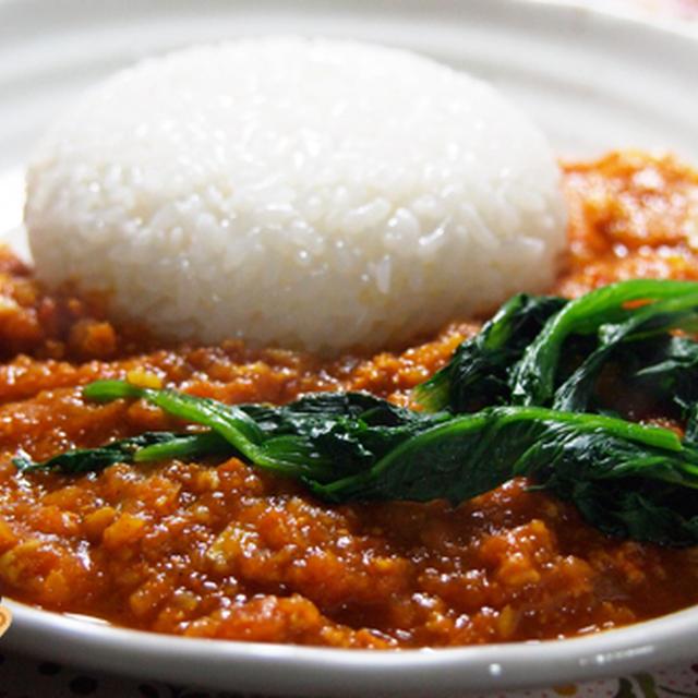 シンプル簡単で超美味い!塩麹キーマカレーの巻