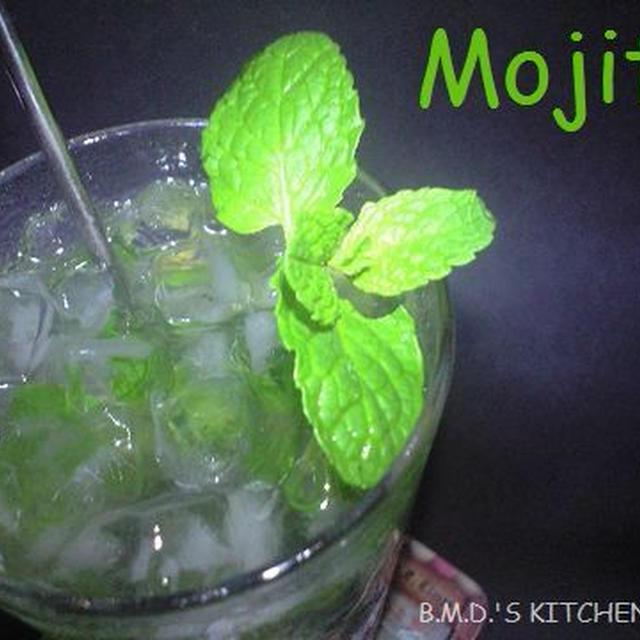 カクテルレシピ:モヒート Vol.2 -Mojito-