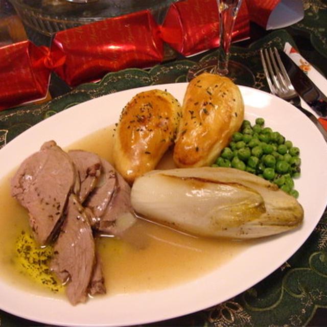 2009年我が家のクリスマスディナー