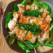 すっきりコク旨!「レモンバター醤油」が決め手の豚肉料理