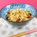むずかしくない!炊飯器で作る「本格中華おこわ」は水加減がポイント! by 銀木さん