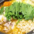 【お鍋】旨っ辛っ!「自家製スープで☆簡単キムチチゲ」の晩ごはん。