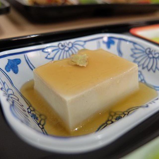 なめらか胡麻豆腐