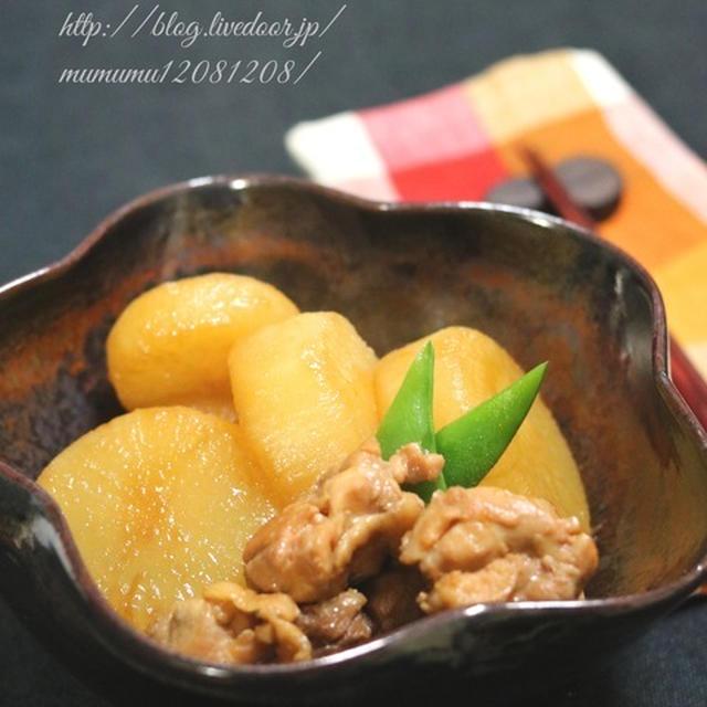 《レシピ》基本の和食・鶏大根。