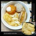 昨日のパーティー串鍋おでんのリメイク稲荷うどん鍋油抜きした油揚げにうどんを入れ... by とまとママさん