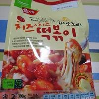おうちで楽しもう!韓国食材 トッポギ