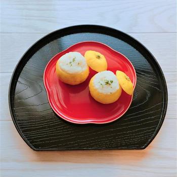 柚子釜の里芋クリーム