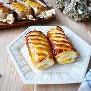 【スイートポテトパイ】冷凍パイシートで簡単に♪