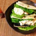 至福のサバ旨。サクサク油揚げの梅タルタル鯖サンド(糖質2.6g)
