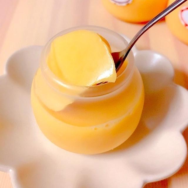 【ダイエットスイーツ】デトックス&美肌☆砂糖不使用!蒸さない簡単甘酒プリン