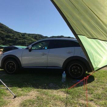 淡路島でキャンプ(1)