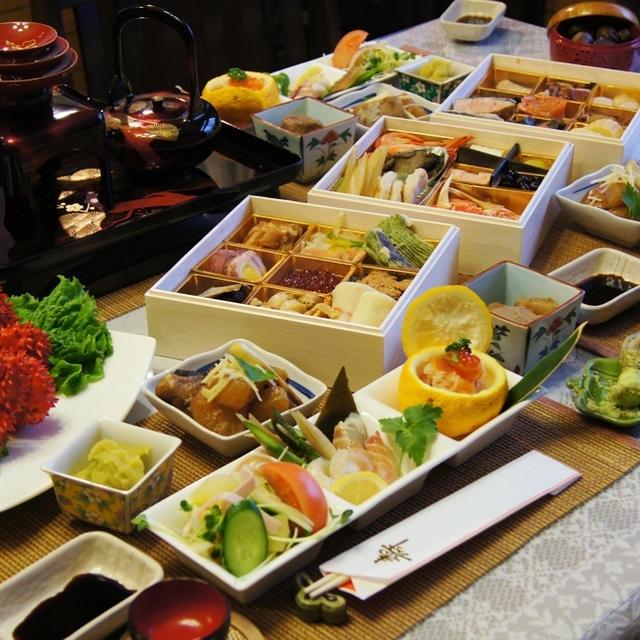 【お正月料理】遅ればせながら^^!お元日のお料理のご紹介です。