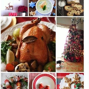 おうちごはんの料理教室*クリスマスパーティ2014