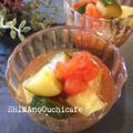 簡単!時短!レシピ トマトとズッキーニの冷やし煮浸し