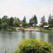蓼科湖畔 彫刻公園