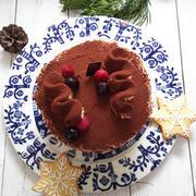 ティラミスケーキ、クッキー