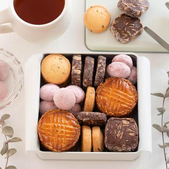 「4種のクッキーでクッキー缶」レッスン♡