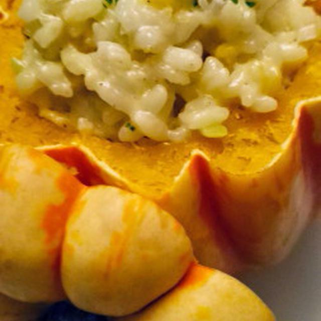最後のかぼちゃ料理(3)プッチーニ