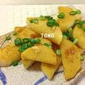 簡単!長芋のニンニクバター醤油炒め