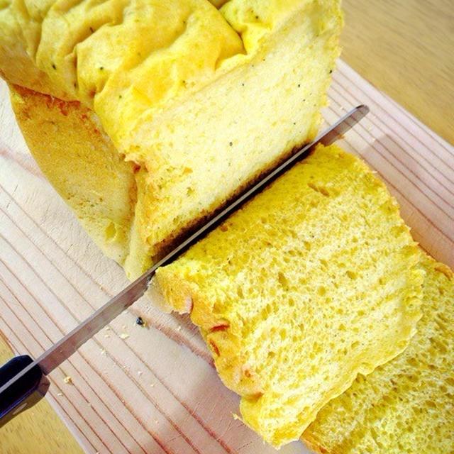 南瓜食パン