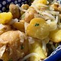 ジャガイモサラダ(キタアカリ)タイム風味
