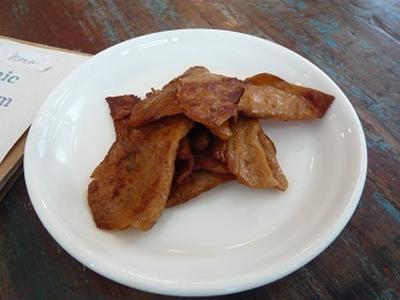 大豆ミートスライスで ハム風? ベーコン風? レシピ