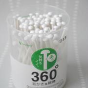 【お試しレポ】 360°耳かき風綿棒 by 株式会社山洋