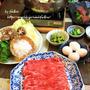 ◆国産牛肉半額ですき焼きのおうちごはん♪~ゆるやか糖質制限♪