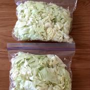 ストレス発散がてらに作る 冷凍カット野菜。