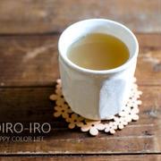 優しい甘さの米あめ湯と、今日のレシピ