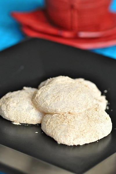 きな粉ココナッツ餅