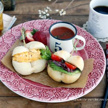 ちょこ盛り☆朝食ワンプレート